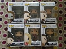Funko Pop! Once Upon A Time Figures in Camp Lejeune, North Carolina