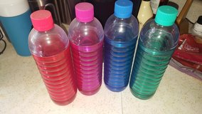Aladdin 18fl oz reusable water bottles in Naperville, Illinois