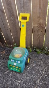 John Deere push popper popcorn popper in Plainfield, Illinois