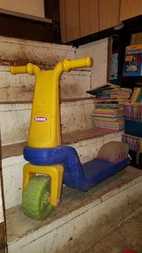 playskool scooter in Plainfield, Illinois