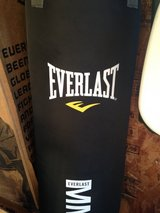 Everlast poly canvas heavy punching bag BRAND NEW in Cleveland, Ohio