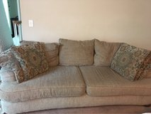 big couch with matching love seat in Fort Campbell, Kentucky