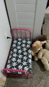 Antique toy bed- refurbished in Alamogordo, New Mexico