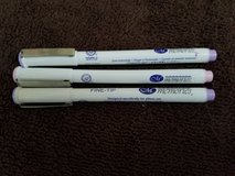 Creative Memories set of 3 fine tip pens in Camp Lejeune, North Carolina
