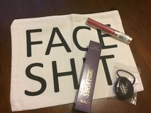 Makeup Bag +accessories including Tarte mascara in Lawton, Oklahoma