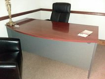 Large office desk in Warner Robins, Georgia