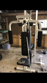 Home Gym in Houston, Texas