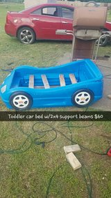 bed and toys in Lawton, Oklahoma