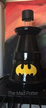Batman Lighthouse in Fort Irwin, California
