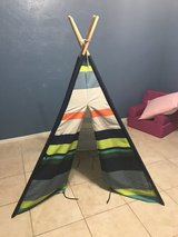Teepee in Bellaire, Texas