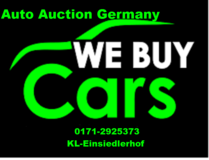 WE BUY CARS - Even Broke down or accident in Ramstein, Germany