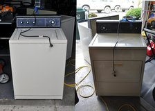 Heavy Duty Kenmore Washer and Dryer in Bartlett, Illinois