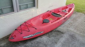 Ocean Kayak Malibu 2 XL with High Quality Seats, Paddles, and Vests in Okinawa, Japan