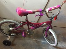 Girl bike size 16 in Bartlett, Illinois