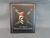 """""""The Art of the Pirates of the Caribbean"""" Book in League City, Texas"""