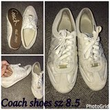 Coach shoes in Chicago, Illinois