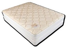 Discontinued New Pillow Puff Plush Twin Mattress in Beaufort, South Carolina