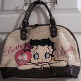 BETTY BOOP LARGE TOILETRIES BAG, NWT in Lakenheath, UK