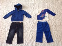 NEW WITH TAGS BABY/TODDLER BOY CLOTHES LOT, SIZE 18-24 MONTHS in Palatine, Illinois