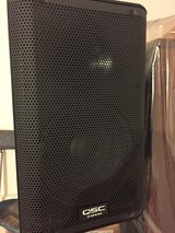 new Qsc k8 powered speaker in Sugar Land, Texas