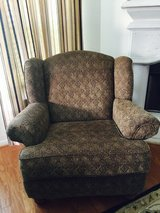 Matching love seat and chair in Kingwood, Texas