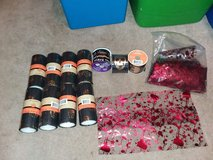 Halloween craft stuff tulle and ribbon in Oswego, Illinois