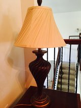 Table lamp in Kingwood, Texas