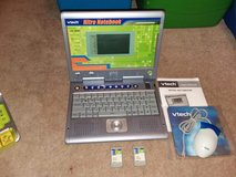 vtech nitro notebook learning computer in Naperville, Illinois