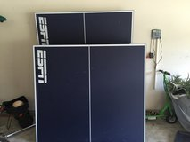 Ping pong table in Houston, Texas