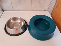 Dog Bowls in Ramstein, Germany