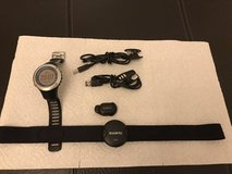 Suunto Heart Monitor Watch with strap, foot pod and cords in Stuttgart, GE