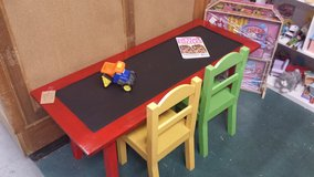 Child Table Desk and Chairs in Byron, Georgia