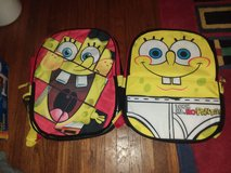 sponge bob backpack new great for back to school in Naperville, Illinois