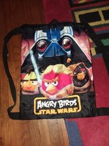 angry bird drawstring backpack in Naperville, Illinois