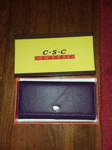 CSC classic womens wallet new in Plainfield, Illinois