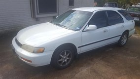 1997 Honda Accord wagon *** Please read description before asking questions in Conroe, Texas