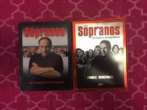 The Sopranos-Seasons 1 & 2 in Fort Knox, Kentucky