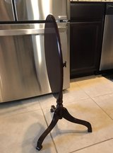 Flip/Tilt Rare Antique Accent Table  $20 in Houston, Texas
