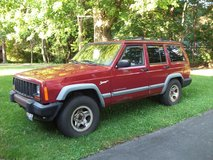 1998 Jeep Cherokee Sport 4x4 in Bartlett, Illinois