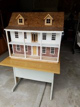Wood Dollhouse in Joliet, Illinois