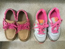 Girls Nike; Sperry in Chicago, Illinois