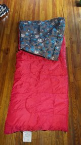 "Coleman sleeping bag child size 26""x60"" in Plainfield, Illinois"
