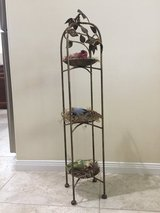 3 Tier Metal Stand in Houston, Texas