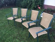 FREE Rod Iron Outdoor Chairs in Stuttgart, GE