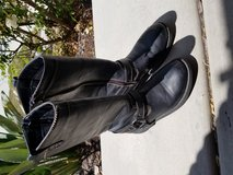 Girls boots size 2 in Vista, California