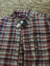 GAP XL Men's Plaid Shirt NWT in Houston, Texas