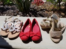 Girls shoes size 1 in Vista, California