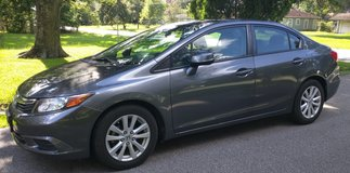 2012 Honda Civic, 40K Mi, Leather, Fully Loaded, 39MPG in Lake Charles, Louisiana