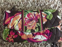 Vera Bradley - Brown, Pink Floral Wallet in Houston, Texas