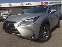 2015 Lexus NX200T.... From ONLY $529 p/month in Ramstein, Germany